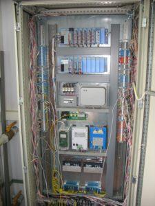 Шкаф контроля и автоматики ГРС