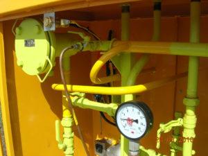 Установка газорегуляторная