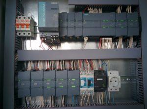 Шкаф контроля и управления